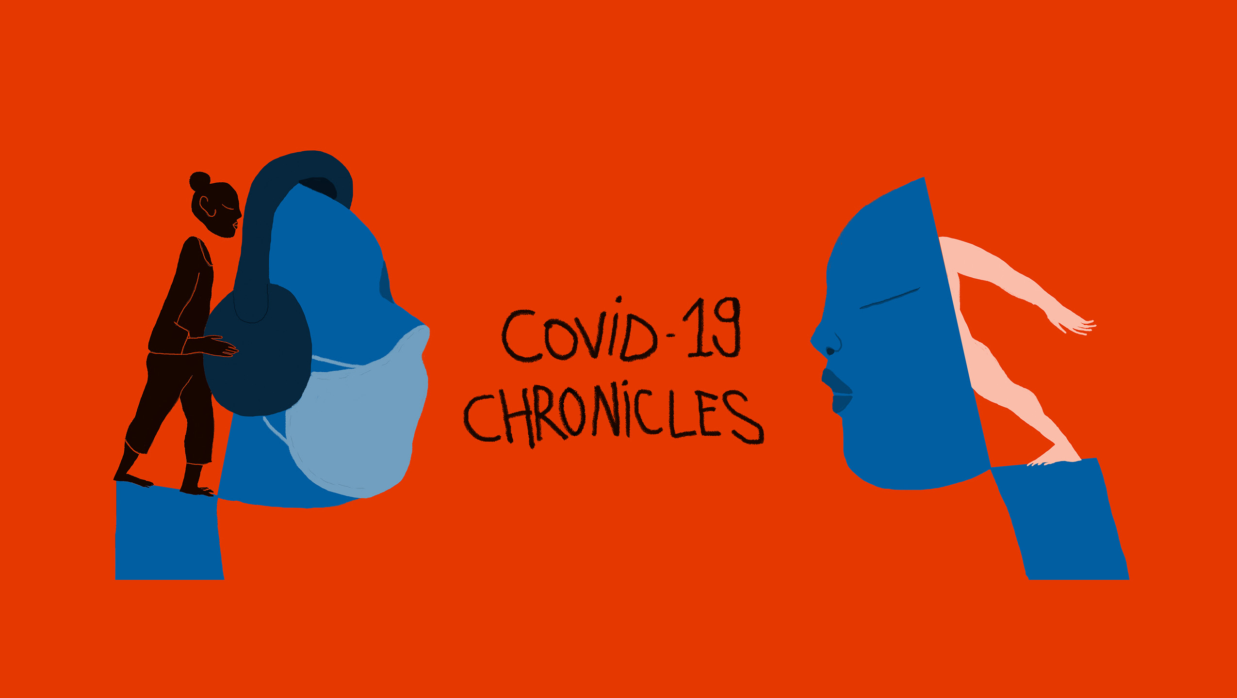 "COVID-19 Chronicles : ""Palestine lives"""