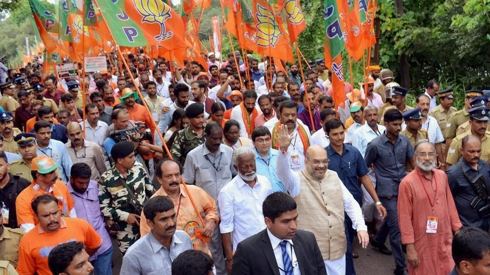 Is Kerala BJP Trying to Gain Political Mileage