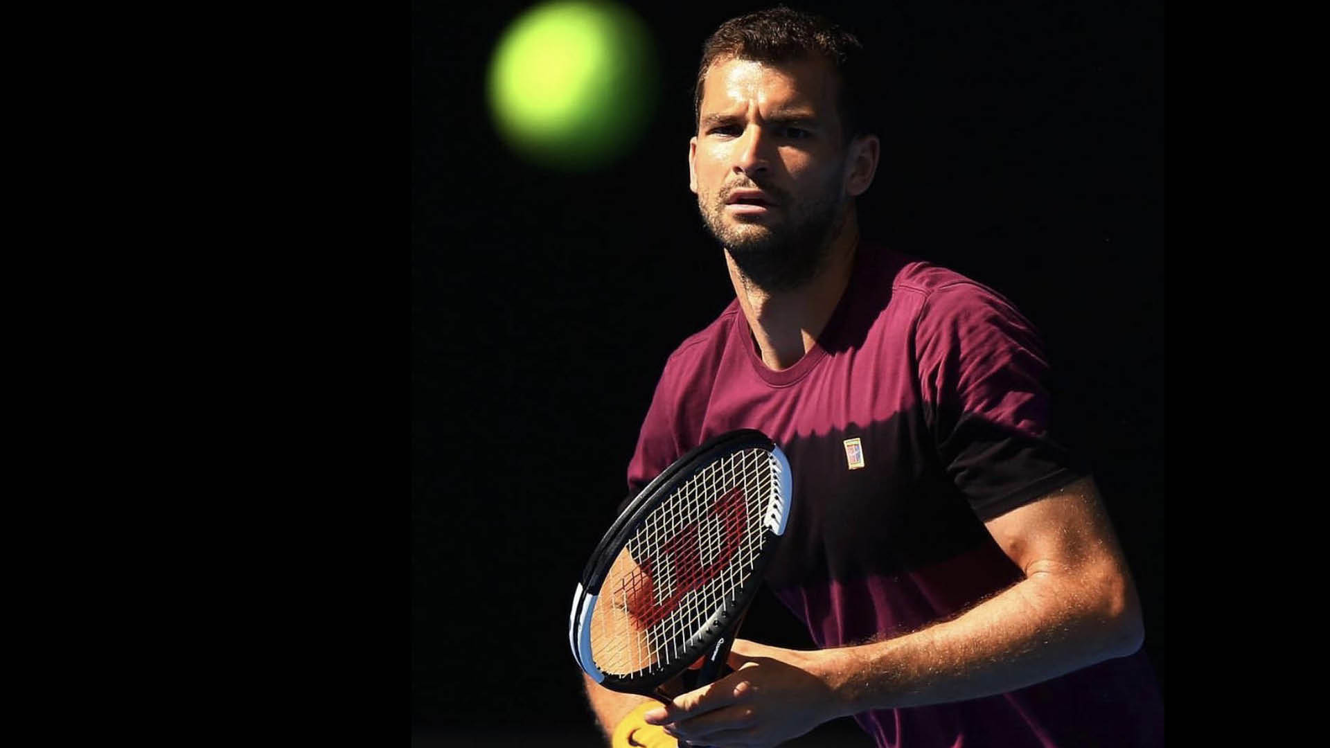 Dimitrov, the highest-profile player to have contracted the virus announced his result at the end of a week when the US Open announced its opening dates. (Picture courtesy: Grigor Dimitrov/Twitter)