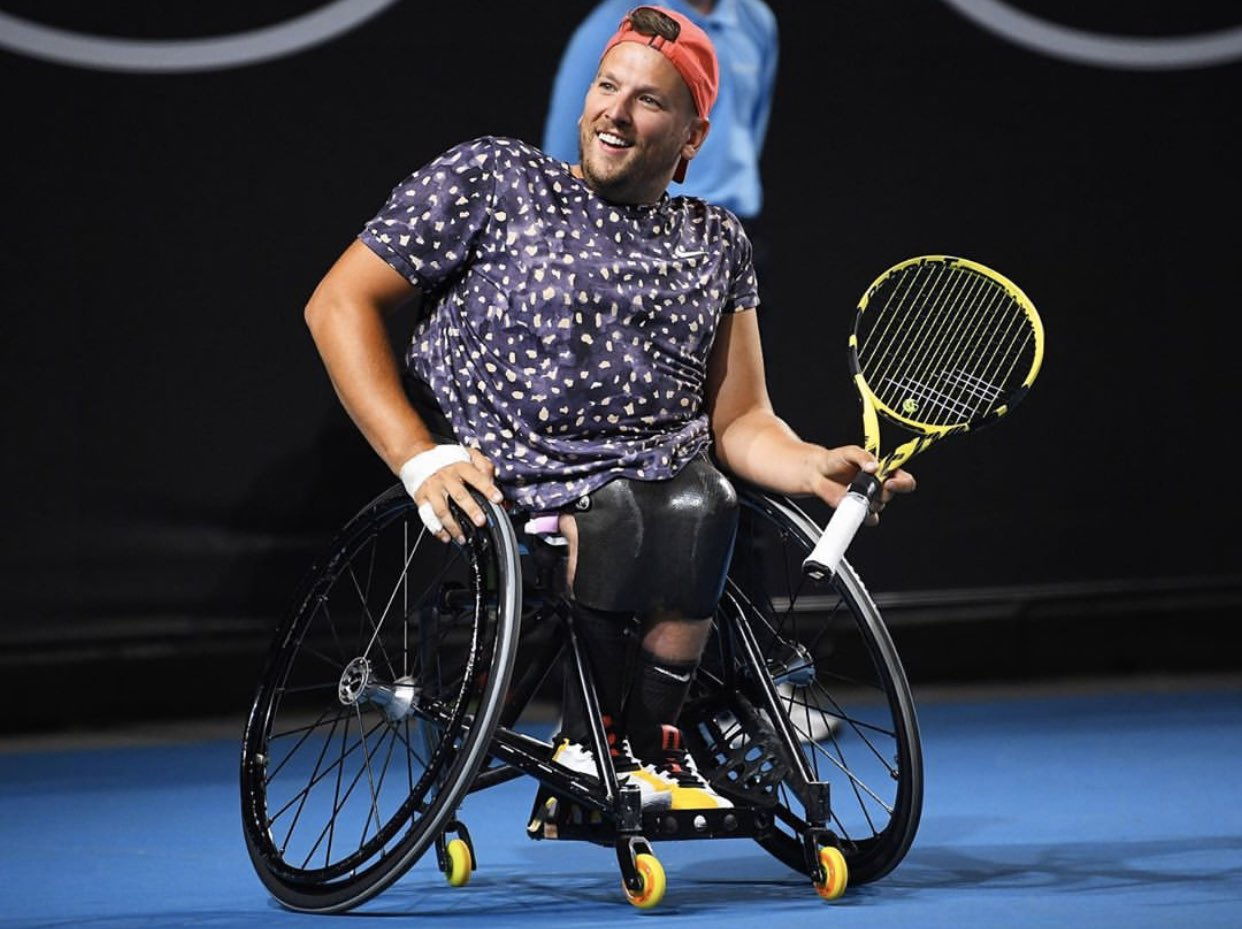 US Open backtracks on wheelchair omission