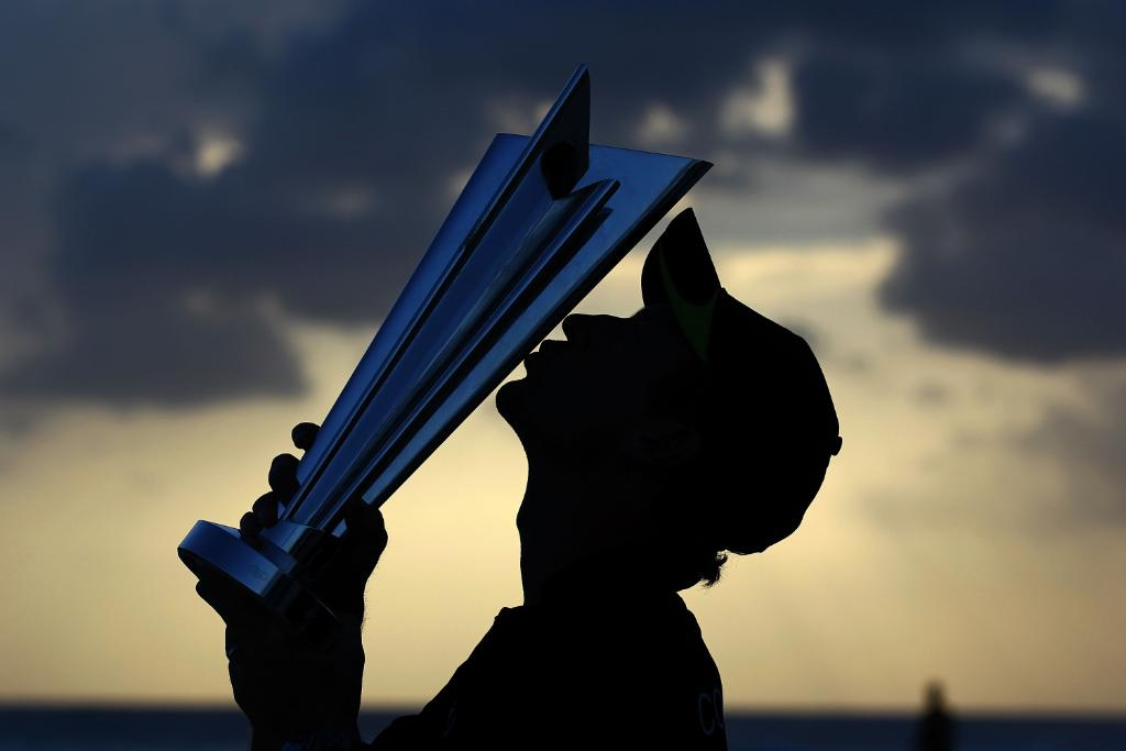 The ICC has not taken any firm decision on the fate of the T20 World Cup scheduled to be held in Australia in November this year yet, but CA have expressed their reservations about staging it. (Picture courtesy: ICC, T20WorldCup/Twitter)