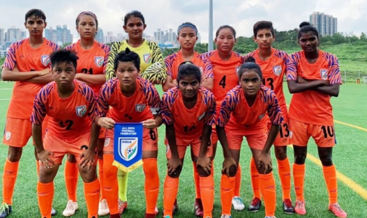 Indian women's U-17 football team players for the World Cup