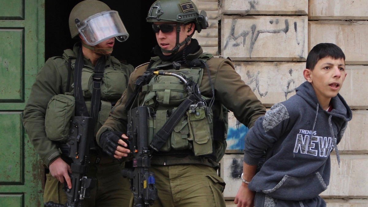 Israeli Forces Arrest Several Palestinians in Occupied Territories