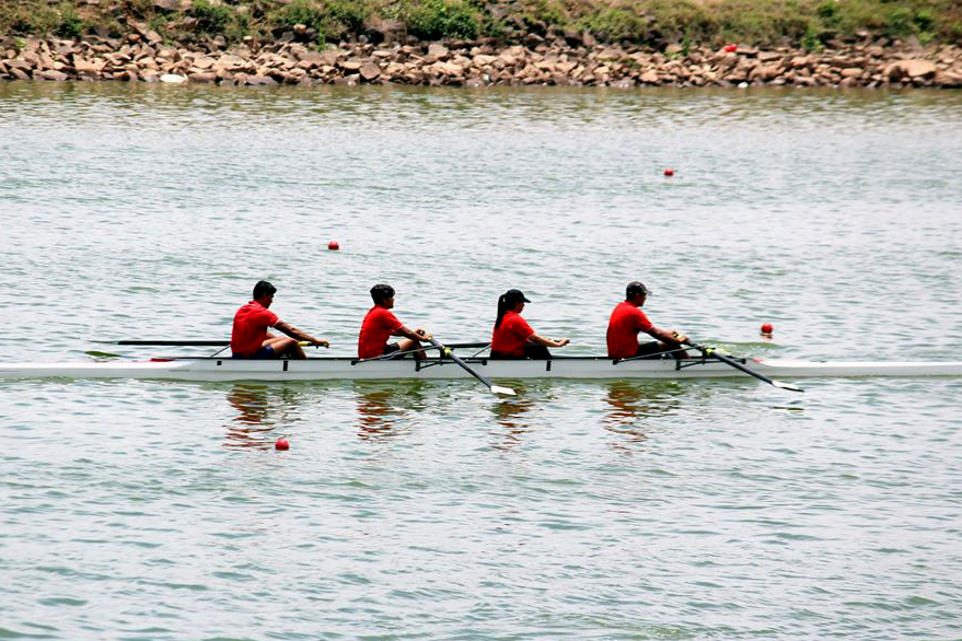 RFI President Rajlaxmi Singh Deo has said the federation will approach SAI, who approved the supplements, and request an investigation into the matter. (Picture courtesy: India Rowing/Facebook)