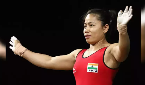 Weightlifter Sanjita Chanu's doping ban suspended