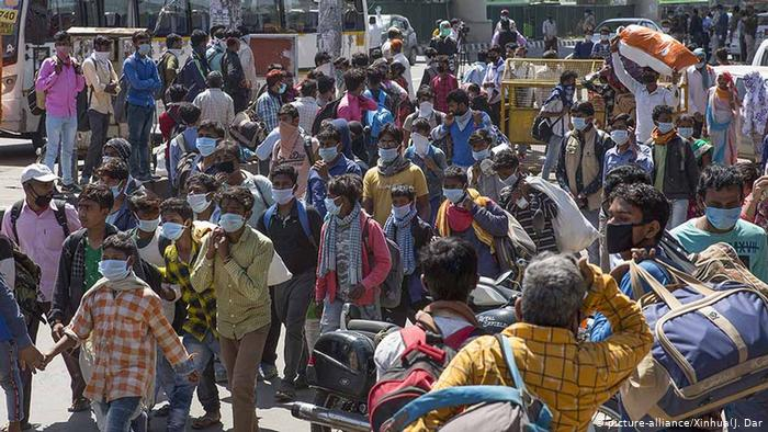Migrant Workers Back in UP Struggle