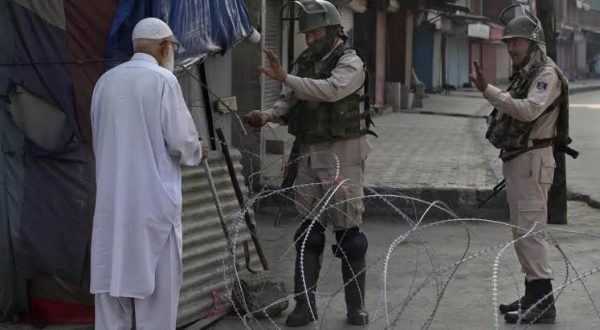 Draconian Lockdown in Kashmir fails the Standard of Reasonableness and Proportionality