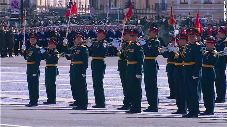 Russia's 75th Victory Day