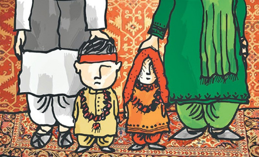 Child marriages in India during lockdown