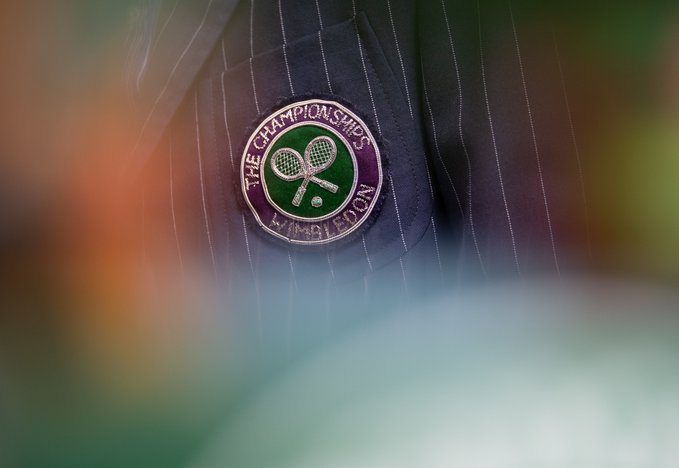 Aside from paying the players the AELTC have announced that they will also pay all LTA licensed officials who would have worked at the Championships this year. (Picture courtesy: Wimbledon/Twitter)