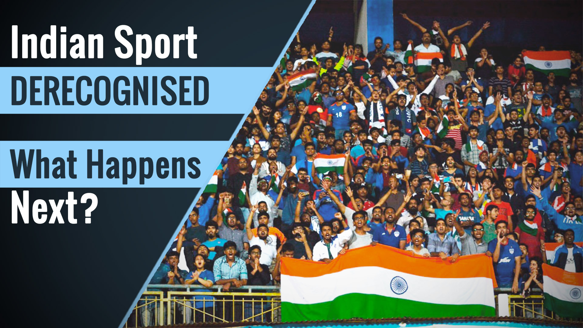 AIFF and 54 other NSFs derecognised by Indian sports ministry
