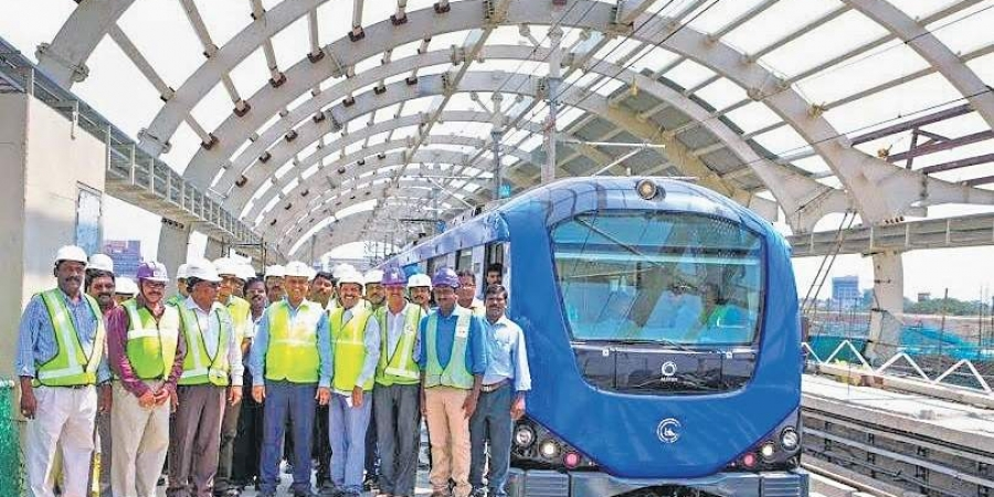 4 More Chennai Metro Workers Dismissed