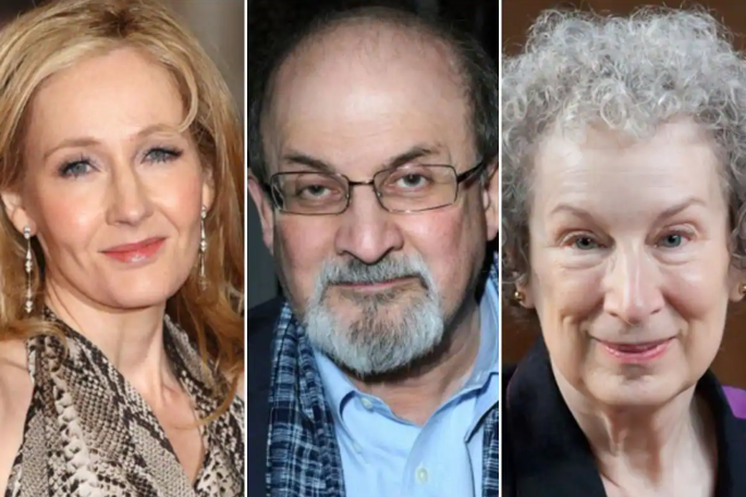 The letter signed by JK Rowling, Salman Rushdie & Margaret Atwood warns that the 'free exchange of information and ideas', the lifeblood of a liberal society, is daily becoming more constricted
