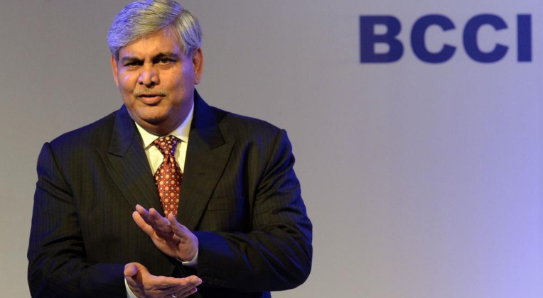 Shashank Manohar, former BCCI president and outgoing ICC Chairman