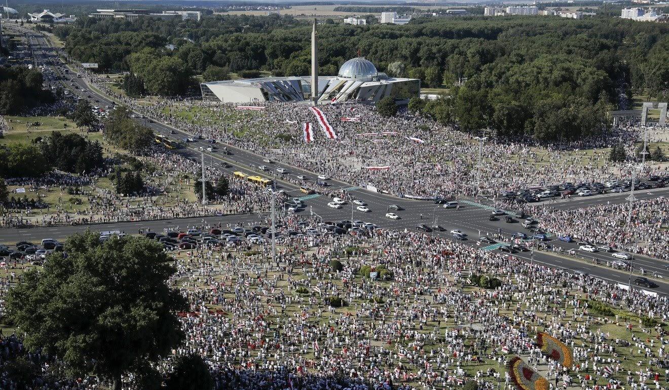 Belarus : All   NewsClick