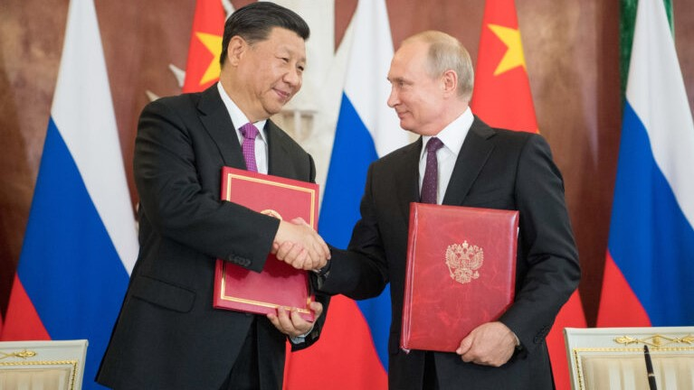 www.newsclick.in: Sino-Russian Alliance Comes of Age — III