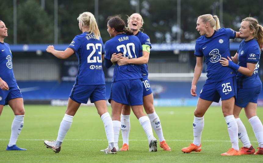 WSL Weekend: Chelsea Beat Manchester City; Everton Keep ...