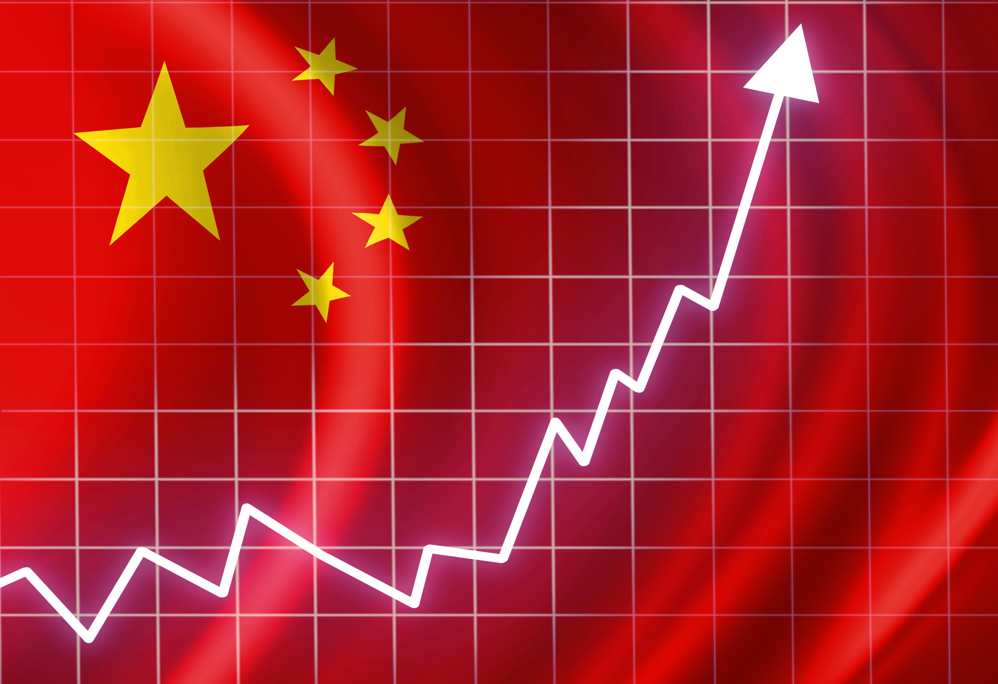 China's economy gets better while Asia suffers