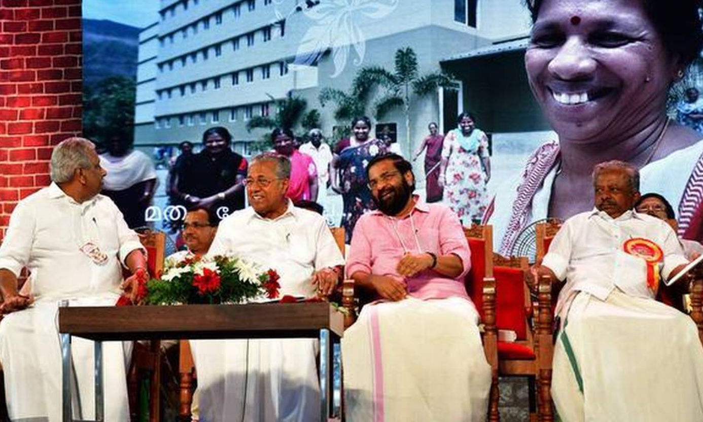 Over 2.5 Lakh and Counting: Kerala Govt's LIFE Mission Seeks to House Homeless   NewsClick