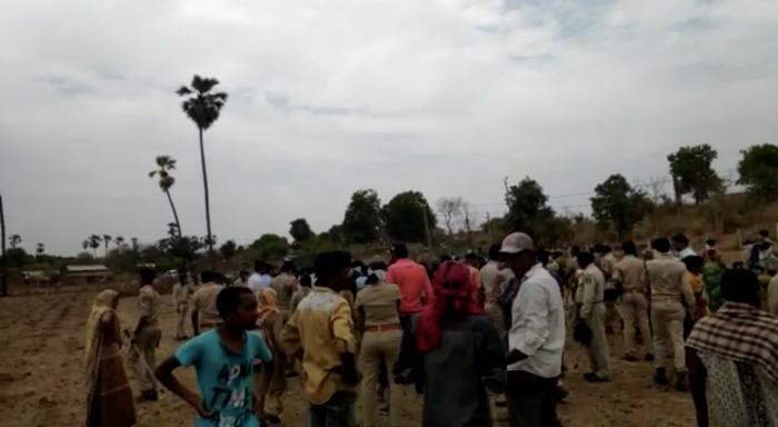 gujarat tribe protest