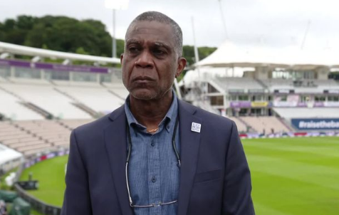 Michael Holding speech on racism