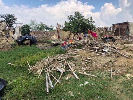 Musahar Families Rendered Homeless.jpg