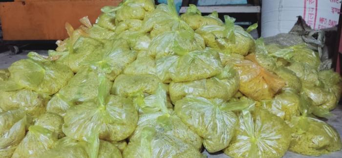 Rice Tehri feed MP