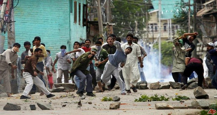 unrest in kashmir essay The hafiz-hurriyat nexus: undercover sting finds 'clinching proof' of how pakistan finances mob violence, stone pelting and school burning in kashmir.