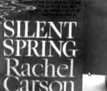 a description of rachel carsons book silent spring Rachel carson: pioneer of ecology (women of our time)  with her controversial book, silent spring, rachel carson changed the way we look at our  product.