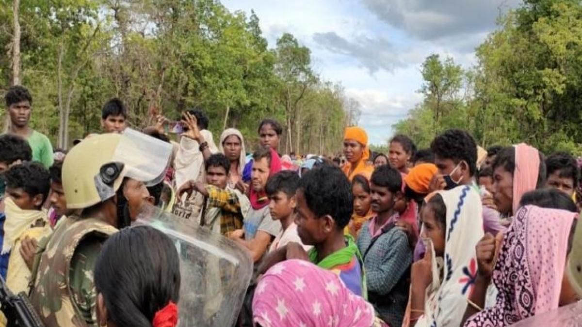 Chhattisgarh: Security Forces open Fire on Tribal Protesters, Activists Stopped from Visiting Site
