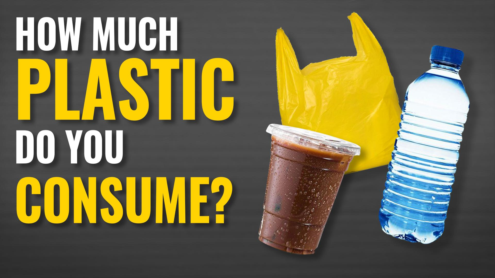 How Much Plastic Do You Consume?