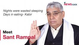 The Controversial Life of Godman Rampal