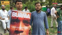 Thousands Gather to Protest Deportation of Rohingya Refugees