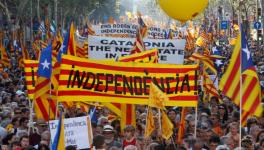 Catalonia Declares Independence