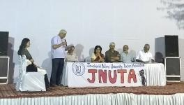 JNUTA Public Inquiry against JNU VC