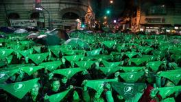 Argentine Senate Rejects Safe Abortion Bill