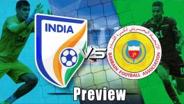 India vs Bahrain AFC Asian Cup Preview