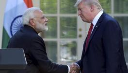 Narendra Modi and Trump