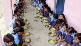 Midday Meal Jharkhand