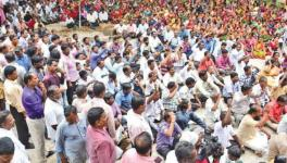 Tamil Nadu Government Employees Indefinite Strike