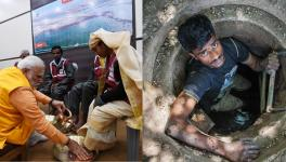 Mr Prime Minister, Manual Scavenging Work