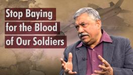 Stop Baying for the Blood of Our Soldiers: Former IAF Pilot