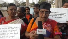 Sexual Assault and Extortion Case in Pollachi: Uproar Across Tamil Nadu, Human Chain in Chennai