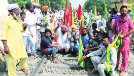 Punjab Farmers and Agricultural Workers Protest