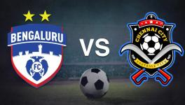 Bengaluru FC vs Chennai City FC in Hero Super Cup 2019