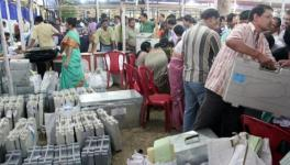 West Bengal Polling Personnel