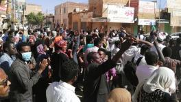 Undeterred by crackdown, Sudanese people take to the streets again