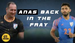 Anas Edathodika's return from retirement