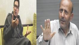 Assembly Elections: Faesal-Rasheed Announce First Pre-Poll Alliance in J&K