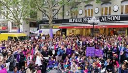 Swiss Women Demand Equality and Gender Justice in Massive National Strike